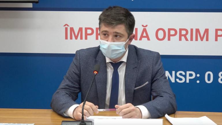 Agenda - Agenția Națională pentru Sănătate Publică susține conferința de presă privind procesul de vaccinare împotriva COVID-19 în R. Moldova