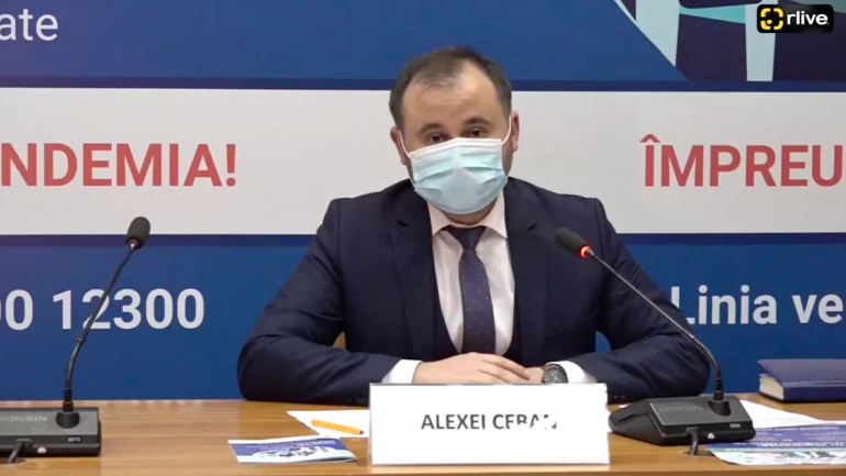 Agenția Națională pentru Sănătate Publică oferă noi informații privind procesul de vaccinare împotriva COVID-19 în Republica Moldova