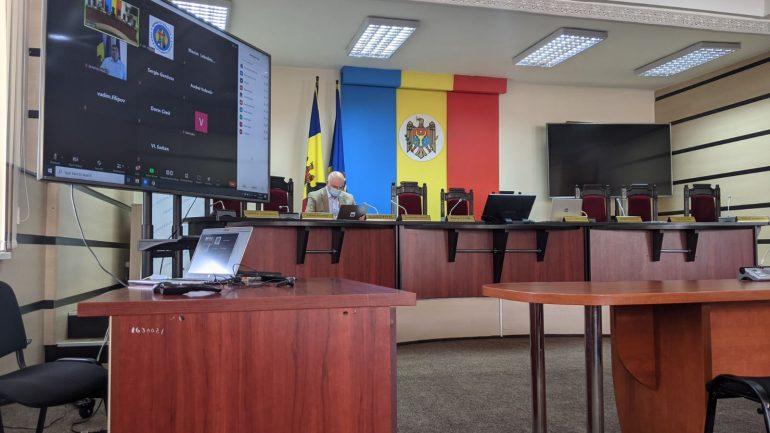 Membrii CEC, întruniți într-o nouă ședință. Pe ordinea de zi – subiectul privind modificarea numărului secțiilor de votare din străinătate