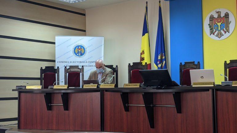 Agenda - Membrii Comisiei Electorale Centrale se întrunesc în ședința extraordinară din 13 mai 2021