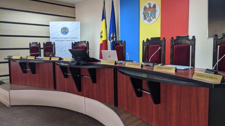 Ședința Comisiei Electorale, din 3 iunie 2021