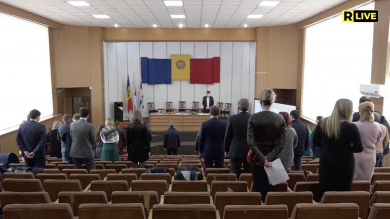 Consiliul municipal Chișinău se întrunește în ședință extraordinară
