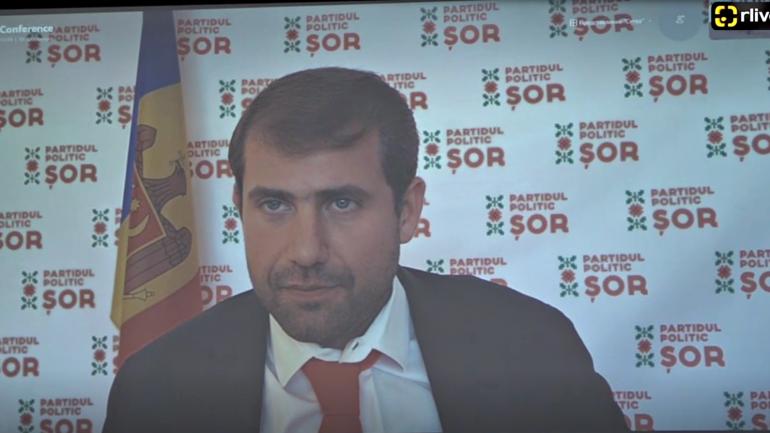 """Președintele Partidului """"ȘOR"""", Ilan Șor susține o conferință de presă despre Kroll 3 și prezintă soluții reale pentru restituirea """"miliardului"""""""