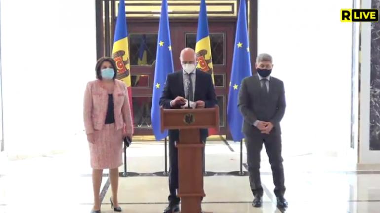 Partidul Democrat din Moldova la consultări cu președinta Maia Sandu