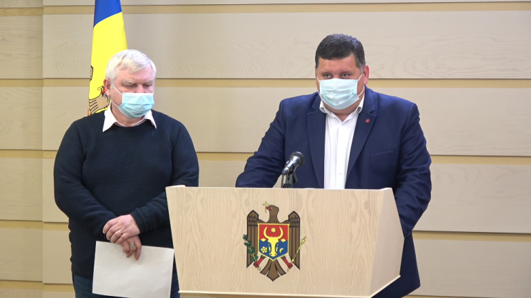 Briefing de presă al deputaților Fracțiunii Partidului Socialiștilor Republicii Moldova