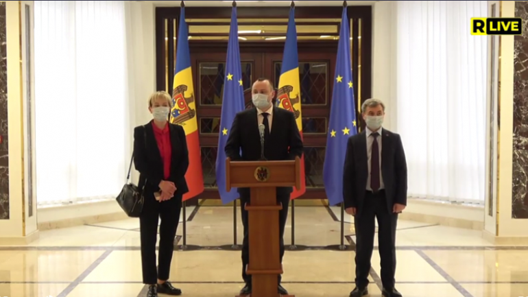 Consultările președintei Maia Sandu cu PSRM