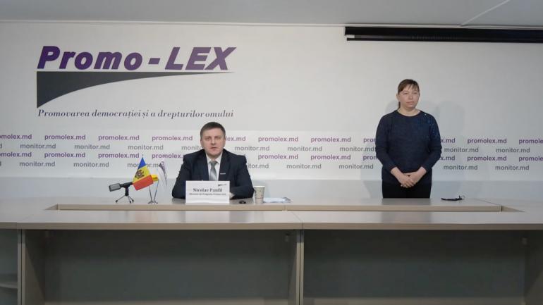 Agenda - Asociația Promo-LEX lansează primul Raport al Misiunii de Observare a alegerilor parlamentare anticipate din 11 iulie 2021