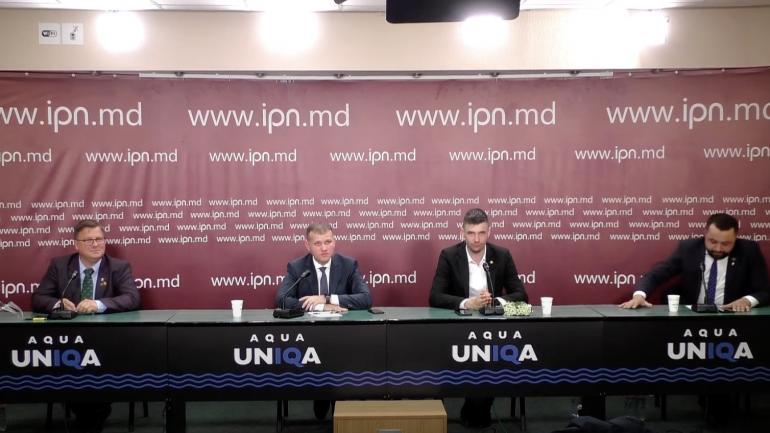 """Agenda - Conferință de presă cu genericul """"Uniunea Salvați Basarabia anunță decizia privind forma de participare la parlamentare"""""""
