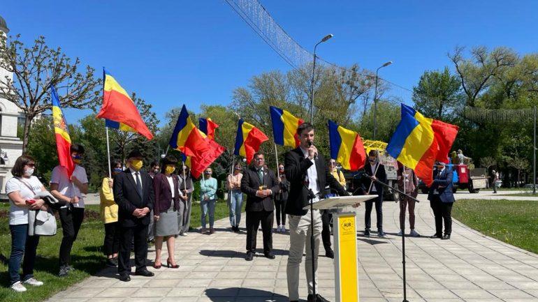 Agenda - Conferință de presă cu privire la aderarea Partidului Popular Românesc (PPR) la proiectul Alianța pentru Unirea Românilor (AUR)