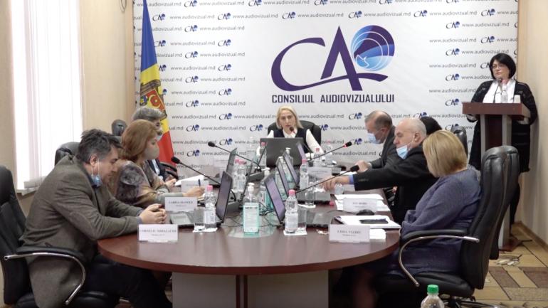 Ședința Consiliului Audiovizualului, din 28 aprilie 2021