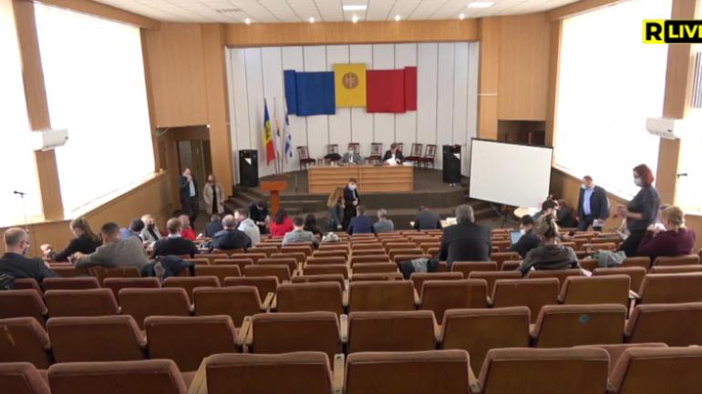 Consiliul municipal Chișinău se întrunește în ședință extraordinară (Partea a II-a)