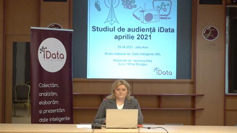 Compania Date Inteligente SRL (iData) prezintă un nou studiu – Preferințele de Paște ale moldovenilor, aprilie 2021