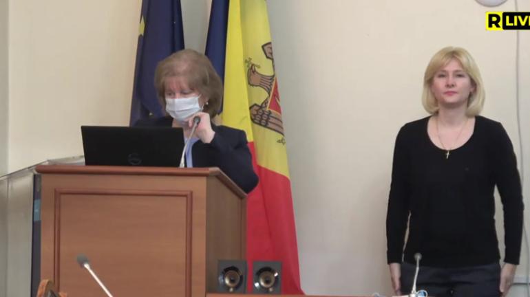 Ministerul Sănătății prezintă informații actualizate a situației epidemiologice privind infecția COVID-19