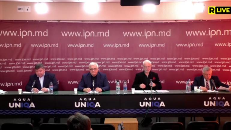 """Mișcarea Civică Europeană susține conferința de presă cu tema """"Constituirea Convenției Românilor din Republica Moldova"""""""