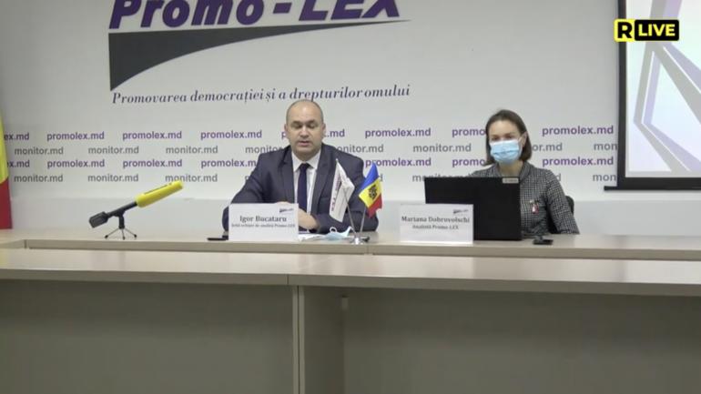 Conferința de prezentare a Raportului nr. 6 privind Monitorizarea transparenței activității Administrației Publice Locale de nivelul II și a UTA Găgăuzia