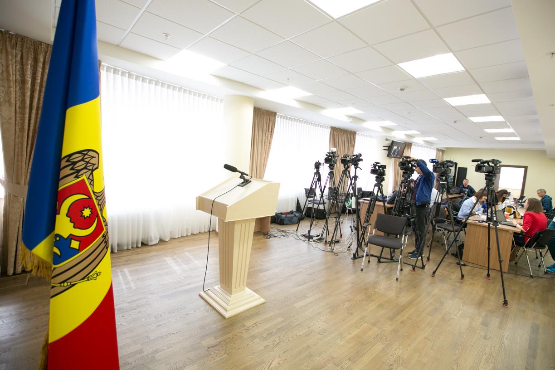 Briefing de presă al deputatului Dinu Plîngău, fracțiunea ACUM PLATFORMA DA