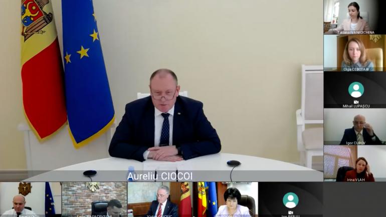 Ședinţa Cabinetului de Miniştri, din 29 aprilie 2021