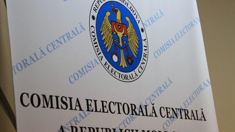 Agenda - Ședința Comisiei Electorale Centrale, din 19 octombrie 2021