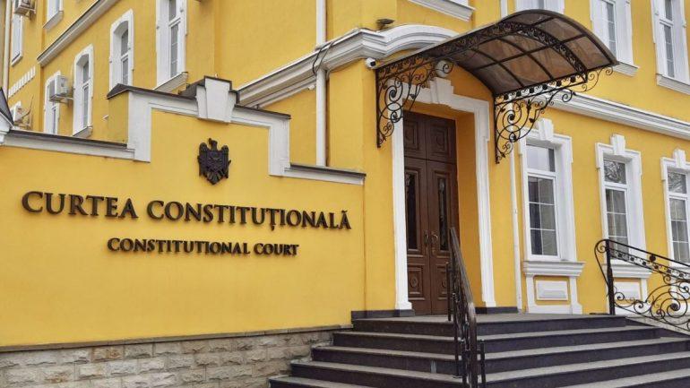 Agenda - Curtea Constituțională examinează sesizarea nr. 214e/2021 privind validarea unui mandat de deputat în Parlamentul Republicii Moldova