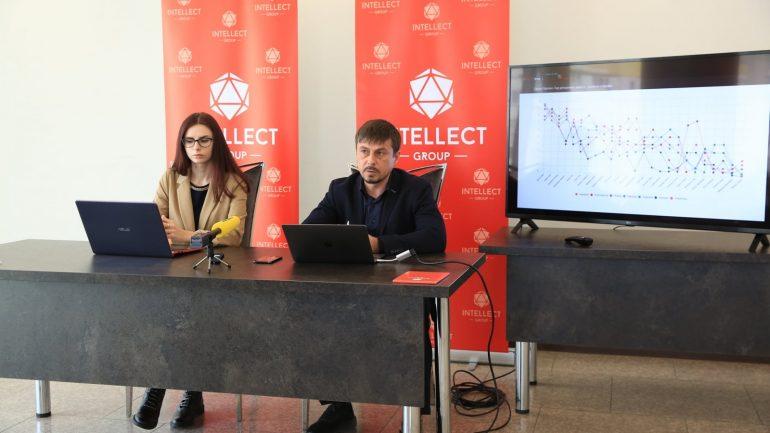 Agenda - Prezentarea Ratingului Politic pentru luna aprilie 2021, elaborat de compania Intellect Group
