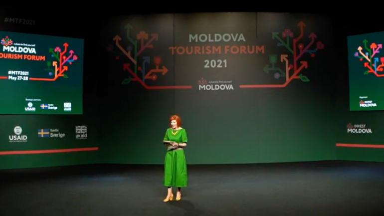 Moldova Tourism Forum 2021 (Ziua 2)