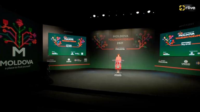 Moldova Tourism Forum 2021 (Ziua I)