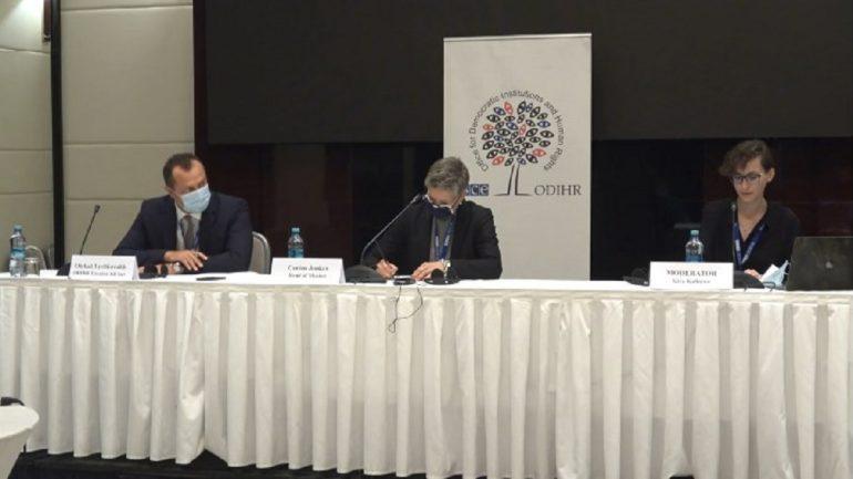 Observatorii de la Biroul OSCE pentru Instituții Democratice și Drepturile Omului (BIDDO) încep misiunea de observare a alegerilor parlamentare anticipate