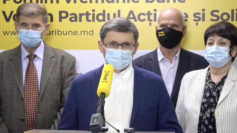 """Conferință organizată de Partidul Acțiune și Solidaritate cu genericul """"Propunerile PAS pentru votul în Diasporă"""""""