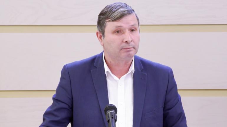 Fracțiunea parlamentară a PSRM susține un briefing de presă