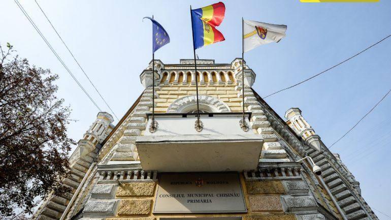 Agenda - Ședința operativă a serviciilor Primăriei Chișinău, din 11 mai 2021