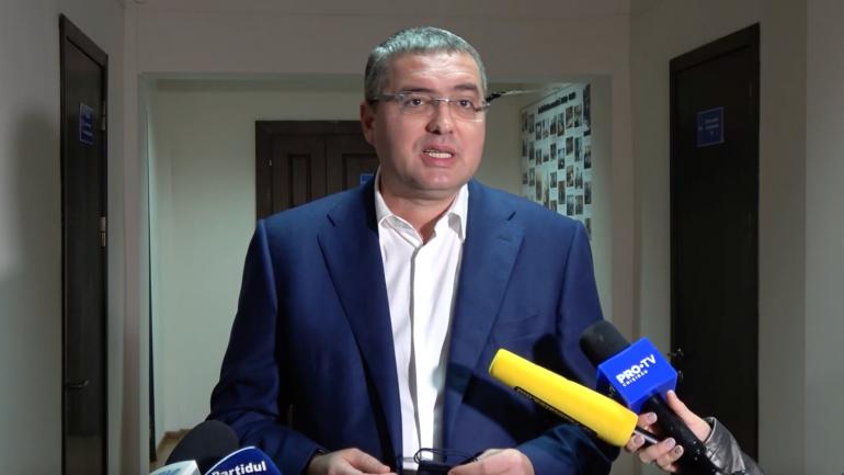 """Agenda - Președintele Partidului Politic """"Partidul Nostru"""", Renato Usatîi, anunță despre formarea unui bloc electoral"""