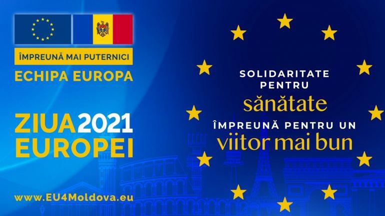 Lansarea Zilei Europei 2021