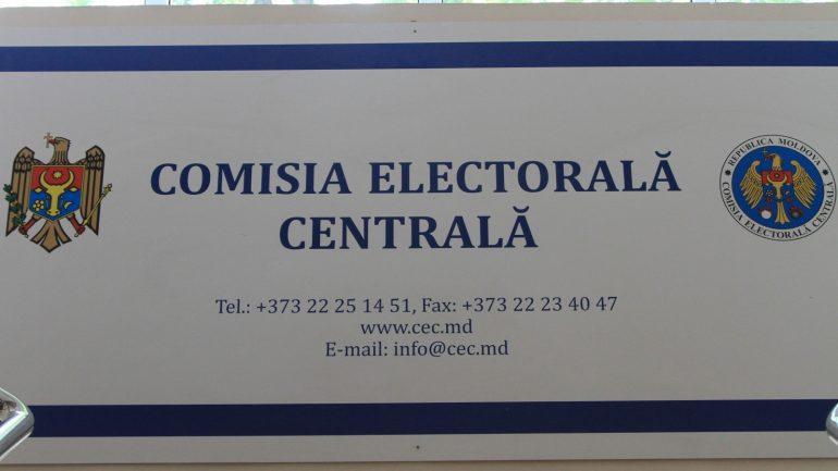 Agenda - Ședința Comisiei Electorale Centrale, din 7 mai 2021
