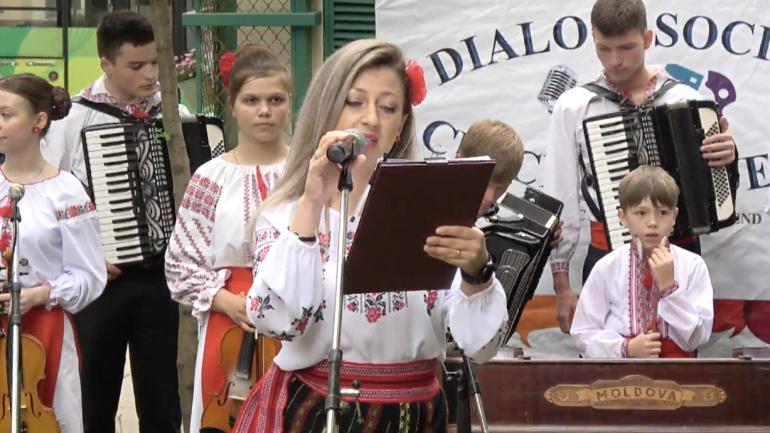 """Manifestare cultural-artistică cu genericul """"Tinere talente"""", cu participarea elevilor Școlii de Muzică """"Eugen Doga"""""""