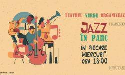 """Primul concert de muzică jazz, în cadrul programului muzical săptămânal """"Jazz în parc"""", la Teatrul de Vară"""