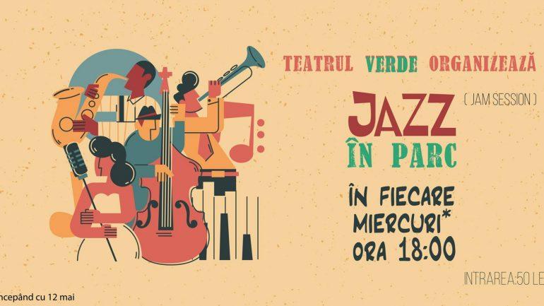 """Agenda - Primul concert de muzică jazz, în cadrul programului muzical săptămânal """"Jazz în parc"""", la Teatrul de Vară"""
