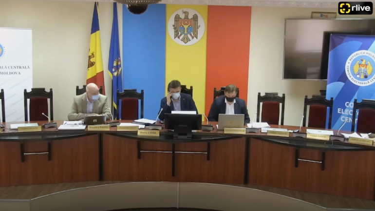 Comisia Electorală Centrală prezintă rezultatele preliminare oficiale privind desfășurarea alegerilor parlamentare anticipate