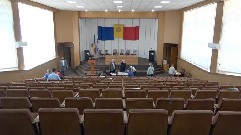 Ședința Consiliului Municipal Chișinău, din 7 iunie 2021