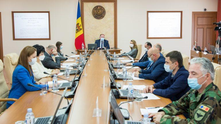 Ședința Guvernului Republicii Moldova, din 26 mai 2021