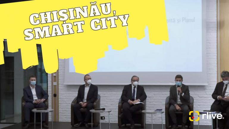 Prezentarea publică a Proiectului de Strategie pentru transport și mobilitate inteligentă și a Planului de acțiuni pentru orașul Chișinău