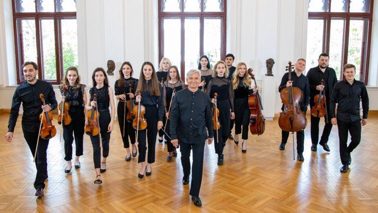 """Concertul de lansare a Orchestrei Municipale de Cameră """"Camerata Chişinău"""""""