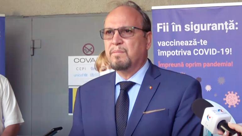 România donează alte peste 100.000 de doze de vaccin Republicii Moldova