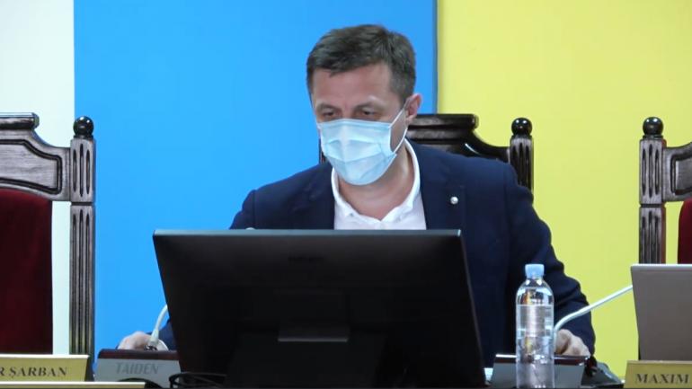 Ședința Comisiei Electorale Centrale, din 14 iunie 2021
