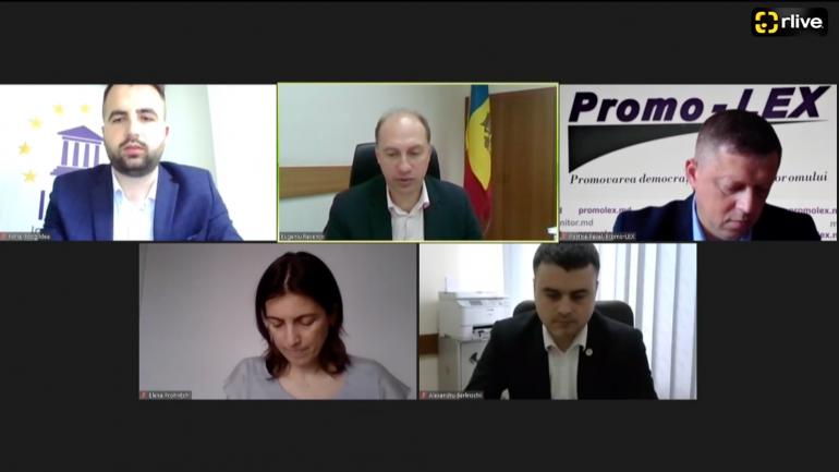 """EU DEBATES CAFE """"Organizarea procesului de vot în diasporă pentru alegerile parlamentare anticipate"""""""
