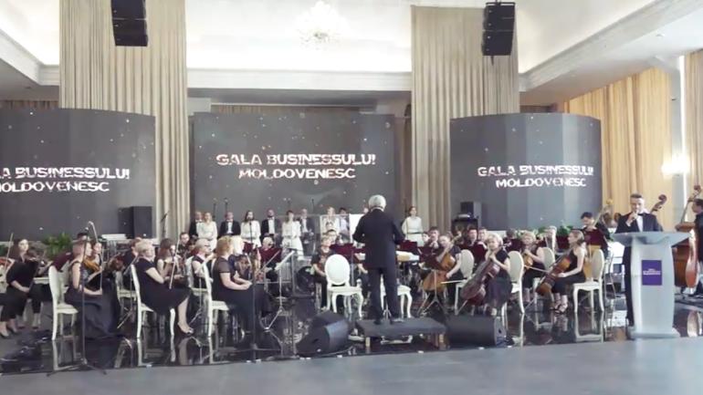 """""""Gala Businessului Moldovenesc"""" 2021"""