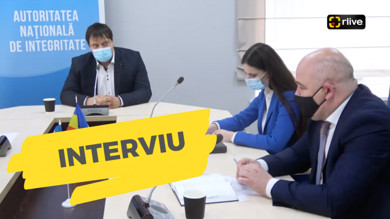 Proba interviului a cinci candidați la funcția de inspector de integritate