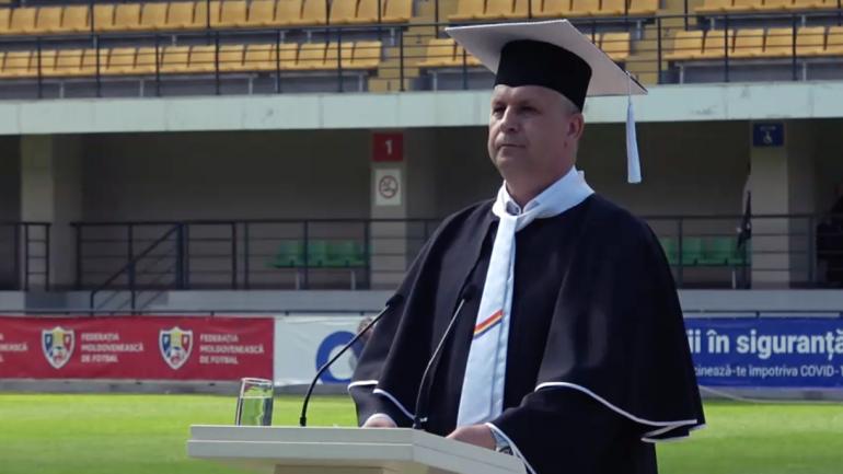 Ceremonia de depunere a Jurământului medicului și farmacistului, Promoția 2021