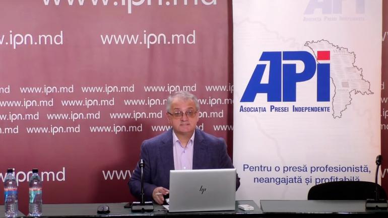 Prezentarea raportului nr. 3 de monitorizare a comportamentului editorial al presei online în campania electorală