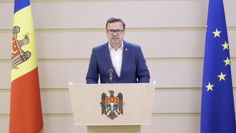Deputatul Vasile-Andrei Năstase prezintă raportul Comisiei de anchetă privind presupusa răpire a fostului judecător ucrainean Nicolae Ceaus