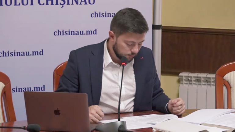 Viceprimarul de Chișinău, Victor Chironda, susține noi declarații de presă